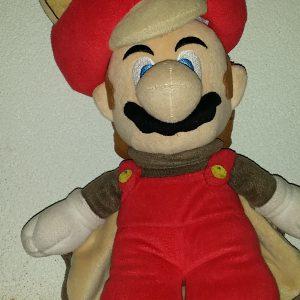Leuke pluche knuffel van Super Mario