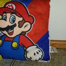Super Mario bros kussen