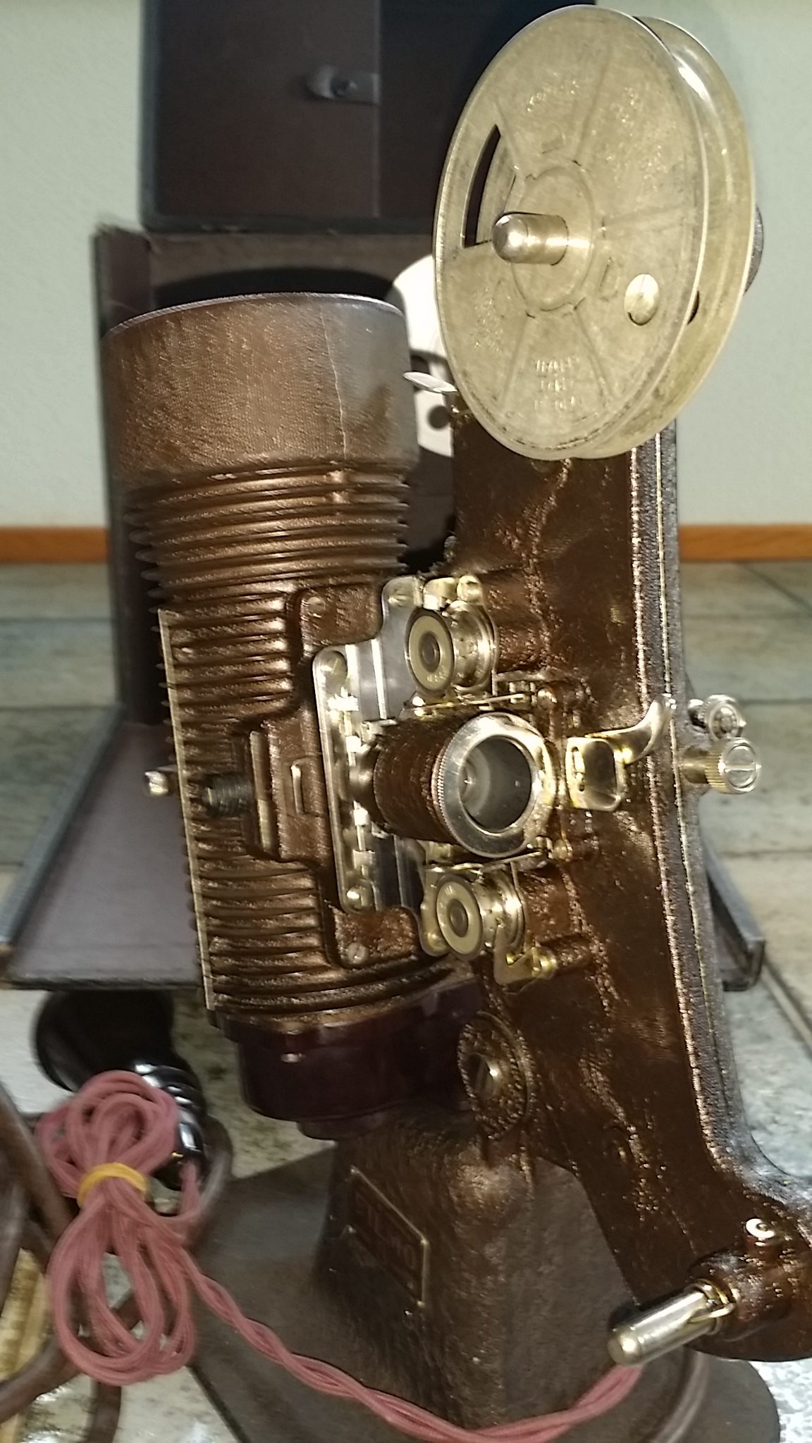 Bell and Howell Projector Filmo
