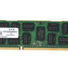 8GB 2Rx8 PC3-10600R DDR3-1333 Registered-ECC