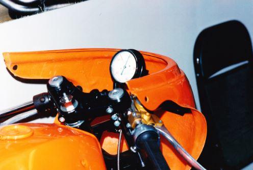 Laverda 500 Montjuic racer