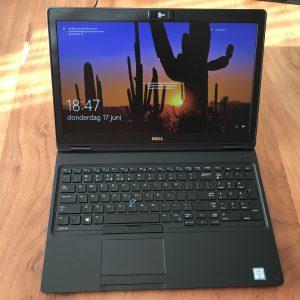 Dell laptop 5580